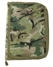 A5 Camouflage Notepad Holder